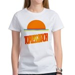 Topless Beach Women's T-Shirt