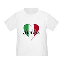 Italian Bella T