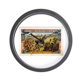 San Juan Hill Wall Clock