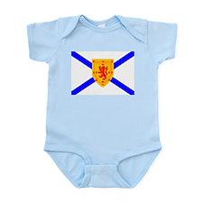 Canada - Nova Scotia Infant Creeper