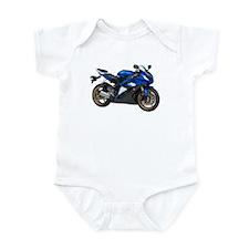 Yamaha YZF-R6 Infant Bodysuit
