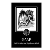 Gaap Postcards (Package of 8)