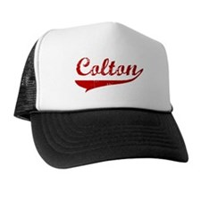 Colton (red vintage) Trucker Hat