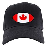 Flag of Canada Baseball Hat
