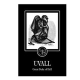 Uvall Postcards (Package of 8)