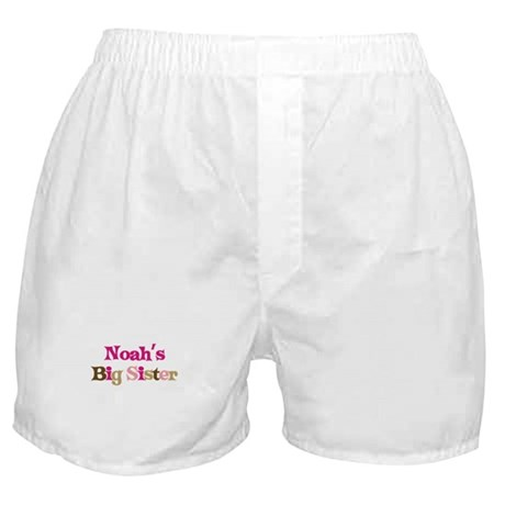 Noah's Big Sister Boxer Shorts