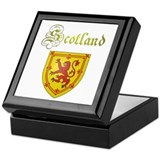 Dynamic Scotland. Keepsake Box