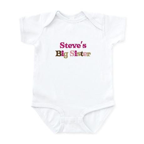Steve's Big Sister Infant Bodysuit