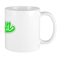 Retro Kaelyn (Green) Mug
