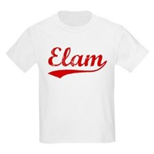 Elam (red vintage) T-Shirt