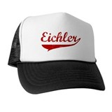 Eichler (red vintage) Trucker Hat