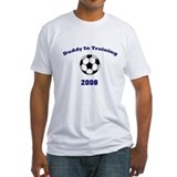 Daddy in Training Soccer 08 Shirt