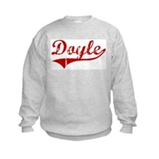 Doyle (red vintage) Sweatshirt