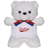 Easton (red vintage) Teddy Bear