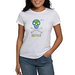 Don't kill me. Recycle Earth Women's T-Shirt