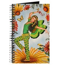 Flower Dancing Journal