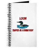 Loon trapped in a human body Journal