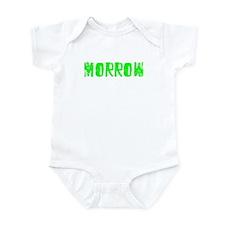 Morrow Faded (Green) Infant Bodysuit