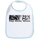 Trap. Neuter. Return. Cat Eye Bib
