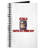 Koala trapped in a human body Journal