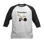 Tractor Kids Baseball Jersey