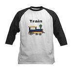 Train Kids Baseball Jersey