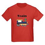 Train Kids Dark T-Shirt