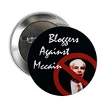 Bloggers Against McCain button