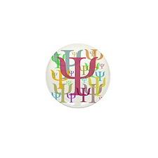 Psi Mini Button (10 pack)