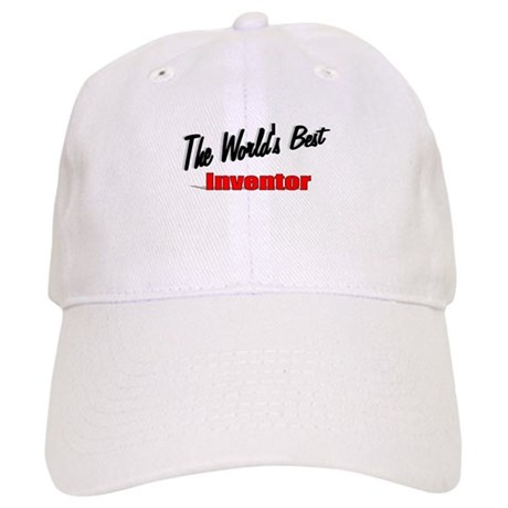 """The World's Best Inventor"" Cap"