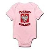 Toledo Infant Bodysuit