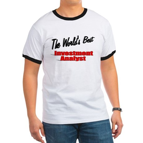 """The World's Best Inventment Analyst"" Ringer T"