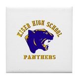 PantherTile Coaster