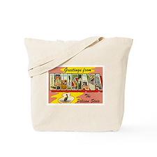 LOUISIANA LA Tote Bag