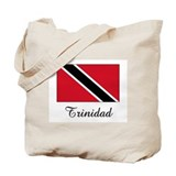 Trinidad Flag Tote Bag