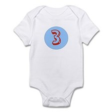 #3 Infant Bodysuit