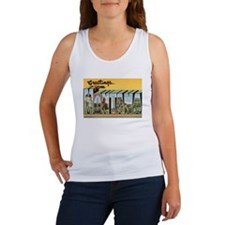 MONTANA MT Women's Tank Top