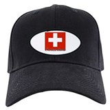 Switzerland Flag Baseball Hat