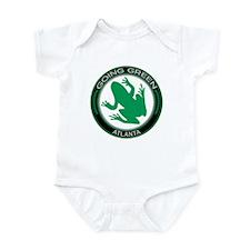 Going Green Atlanta Frog Infant Bodysuit