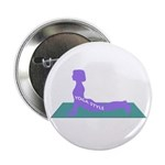 "OWN YOGA STYLE 2.25"" Button (10 pack)"