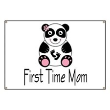 First Time Mom Banner