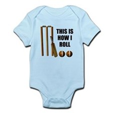 This Is How I Roll Cricket Onesie