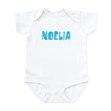 Noelia Faded (Blue) Infant Bodysuit