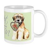 Wheaten Mom Small Mug