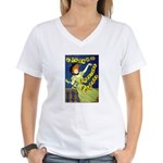 Livorno Women's V-Neck T-Shirt