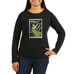 Livorno Women's Long Sleeve Dark T-Shirt