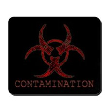 Contamination Mousepad