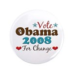 Vote Obama 2008 For Change 3.5