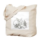 Dragon Gardener Tote Bag