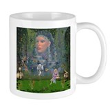Funny Meadow Small Mugs